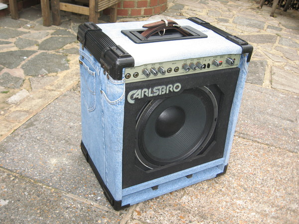 knoba - Bass Amp Redux